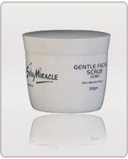 Gentle Facial Scrub (Kiwi).